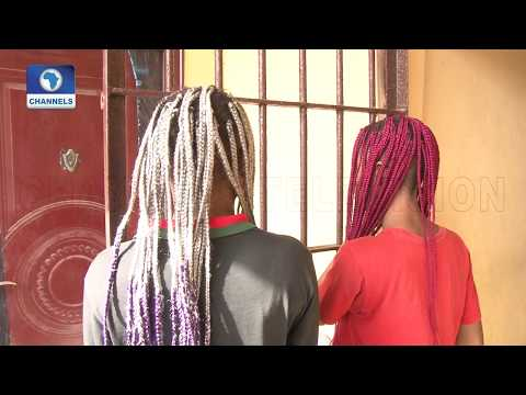 How Porous Is The Nigeria-Seme Border With Rising Human Trafficking Cases Pt.1 |Big Story|