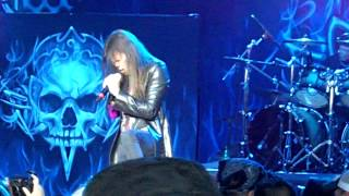 QUEENSRYCHE: Breaking The Silence (live)