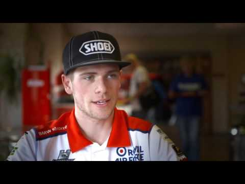 Eurosport : Jake Dixon Interview with James Whitham (видео)