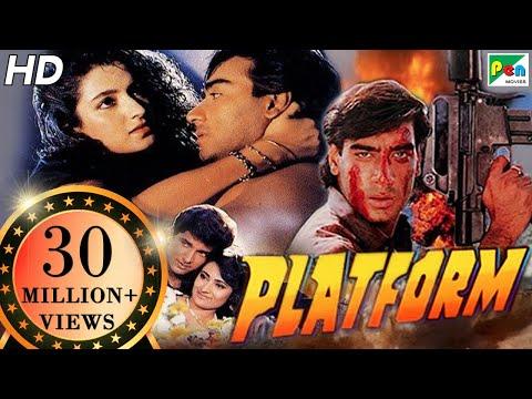 PLATFORM {HD} Hindi Movie | Ajay Devgn, Tisca Chopra, Paresh Rawal | Pen Movies