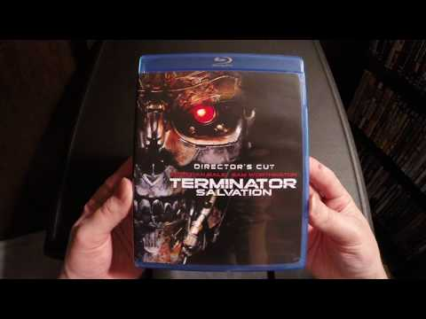 Terminator Salvation Blu-Ray Unboxing