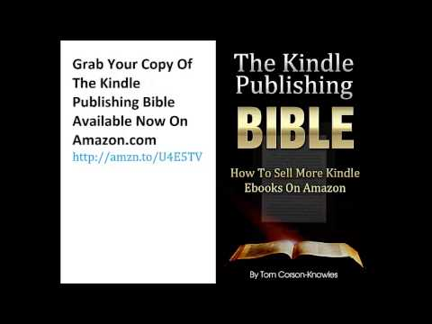 The Kindle Publishers Bible – Best-Selling Author Bev Flaxington Interview