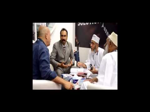 Norden Communication - Gitex 2013