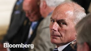 John Kelly is Trump's new Chief of Staff. He might be the only person who can bring order to the White House. Video by Matt Goldman, Mike Byhoff----------Like this video? Subscribe to Bloomberg on YouTube: http://www.youtube.com/Bloomberg?sub_confirmation=1Bloomberg is the First Word in business news, delivering breaking news & analysis, up-to-the-minute market data, features, profiles and more: http://www.bloomberg.comConnect with us on...Twitter: https://twitter.com/businessFacebook: https://www.facebook.com/bloombergbusinessInstagram: https://www.instagram.com/bloombergbusiness/