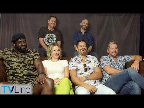 'Magnum P.I.' Cast Interview | Comic-Con 2018 | TVLine