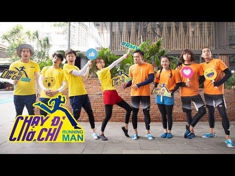 Chạy Đi Chờ Chi| TVC| Vì sao phải xem Running Man Việt Nam? - Thời lượng: 1:00.
