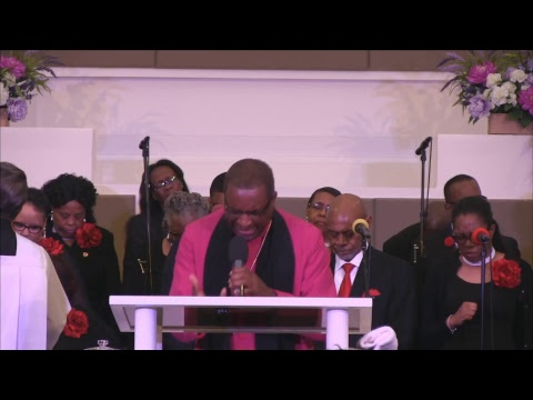 5 Essentials of Effective Prayer May 6th, 2018 Bishop Dr. Calvin Rice