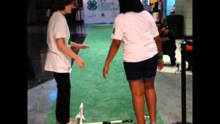 4-H National Youth Science Day 2014 Rocket Launching