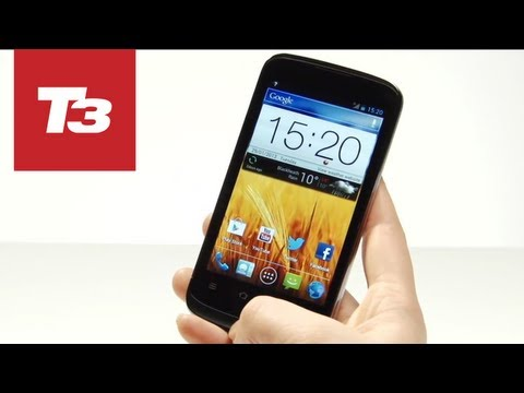 ZTE Blade 3 hands-on preview