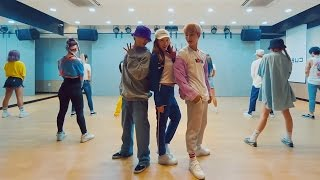 Triple H  H  365 FRESH Dance Practice Mirrored