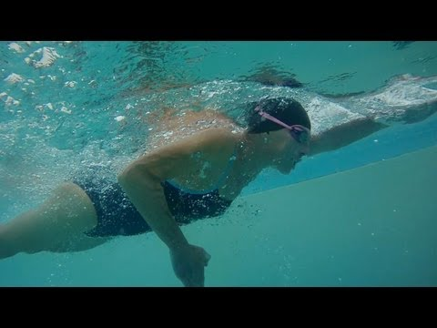 swim - http://www.EverymanTri.com ) Joanna Zeiger is a former professional triathlete, Olympian and Ironman 70.3 World Champion. In other words, she's not only cr...