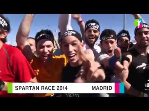 Spartan Race Madrid 2014