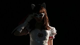 「にゃんにゃん仮面からの挑戦状」AKB48ステージファイター / AKB48[公式]