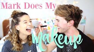 Mark Does My Makeup | Zoella