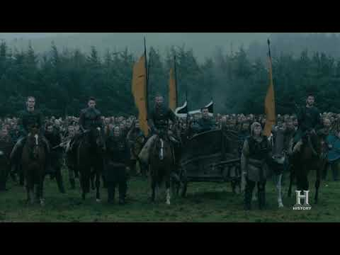 Vikings S05E08 - Björn And Harald Exchange Hostages