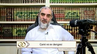 1-Cami ve ev dengesi - Nureddin Yıldız - Sosyal Doku Vakfı