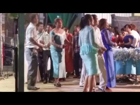 Cambodian Wedding Party In Takeo - Cambodian Tradition #2