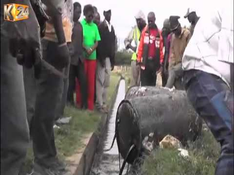 Laikipia county gov't to review policy on sale of molasses