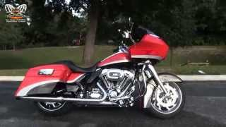 4. Used 2009 Harley Davidson CVO Road Glide for sale