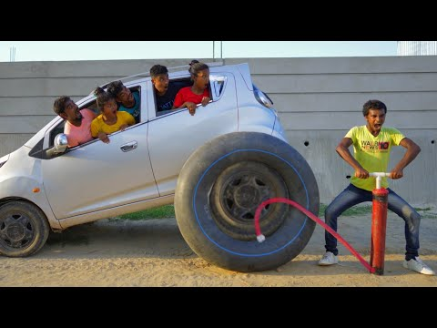 Must Watch New Comedy Video 2021 Challenging Funny Video 2021 Episode 205 By  @MY FAMILY 