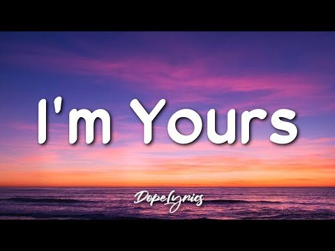 I'm Yours - Jason Mraz (Lyrics) 🎵