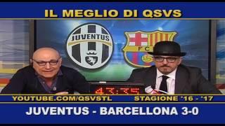 Video QSVS - I GOL DI JUVENTUS - BARCELLONA 3-0 TELELOMBARDIA / TOP CALCIO 24 MP3, 3GP, MP4, WEBM, AVI, FLV Mei 2017