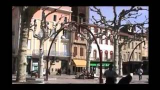 Pamiers France  city photo : Peter Marshall's France 2 Part 2 Mirepoix, Pamiers and more of Foix
