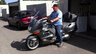 4. 2006 BMW K1200LT For Sale