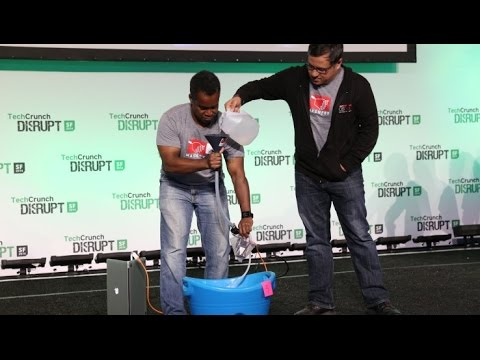 Shower With Friends   WINNER Disrupt SF 2014 Hackathon