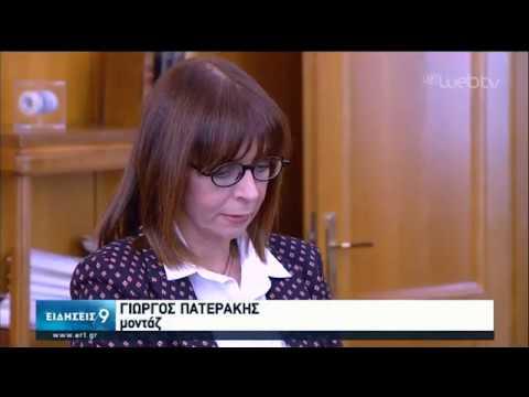 Αικατερίνη Σακελλαροπούλου:Στις 13 Μαρτίου ορκίζεται ΠτΔ | 23/01/2020 | ΕΡΤ