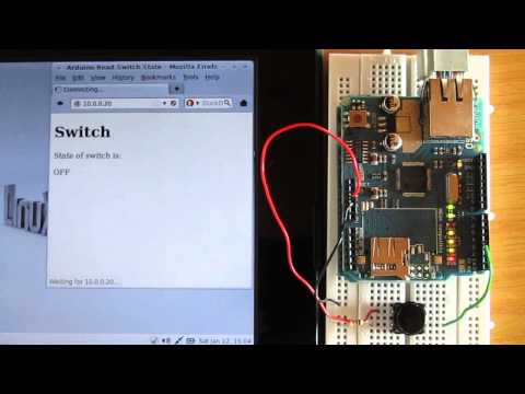 Simple Arduino web server with ethernet shield - CodeProject