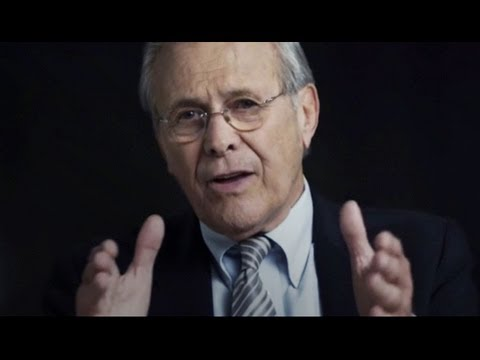 Errol Morris discusses his Donald Rumsfeld doc 'The Unknown Known,' at the Telluride Film Festival.