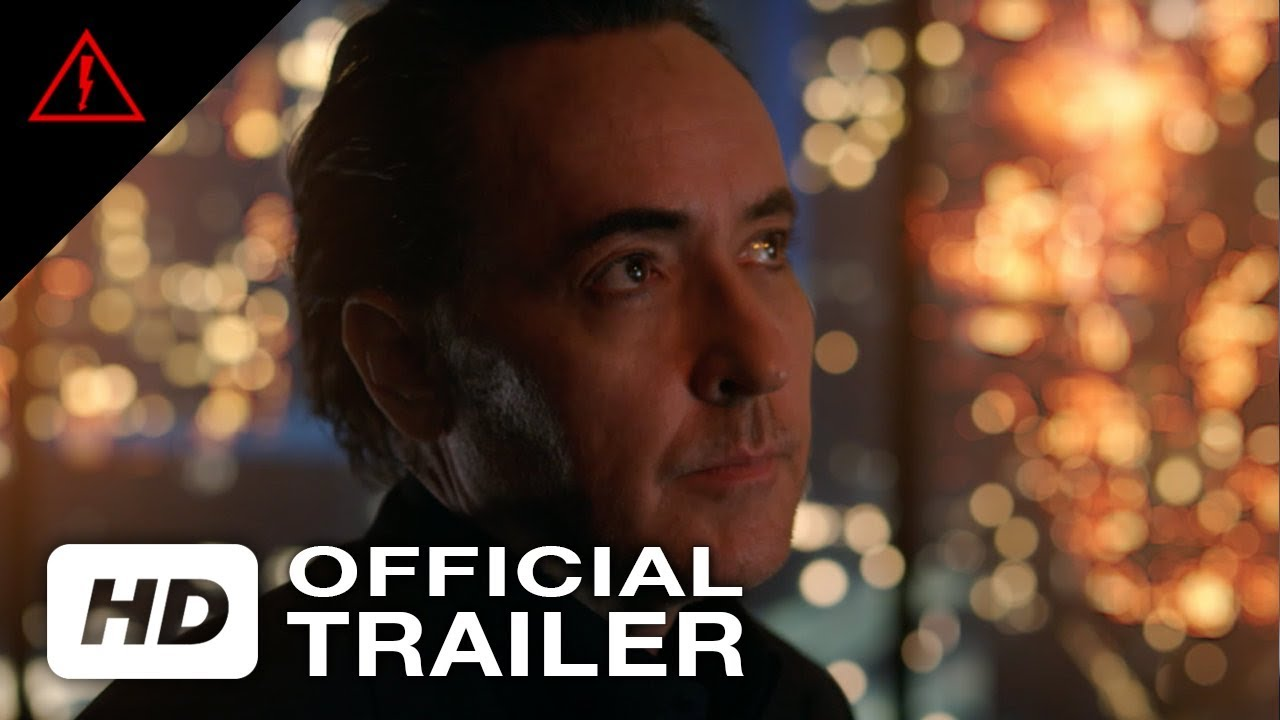 The Journey to Save Mankind Begins with a Single Step in 'Singularity' (Trailer) starring John Cusack