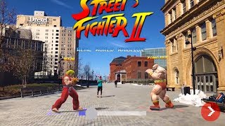 Nonton Street Fighter Ii In The Real World Film Subtitle Indonesia Streaming Movie Download