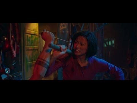 Furie (2019) - Veronica Ngo vs Man - House Fight Scene (1080p)