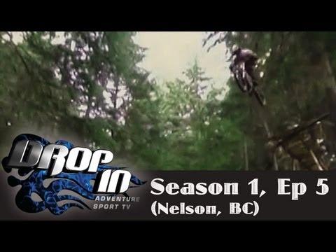 Drop In TV, Season 1 Ep. 5 (the original mountain bike TV series) FULL EPISODE