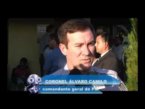 Vídeoreportagem - Enterro policial de Motuca - Daniel Barreto