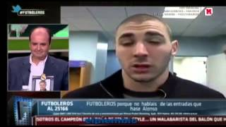 Karim Benzema En Marca Tv