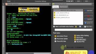 Atf Sam Flashing I9000