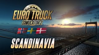 Euro Truck Simulator 2 - Скандинавия трейлер