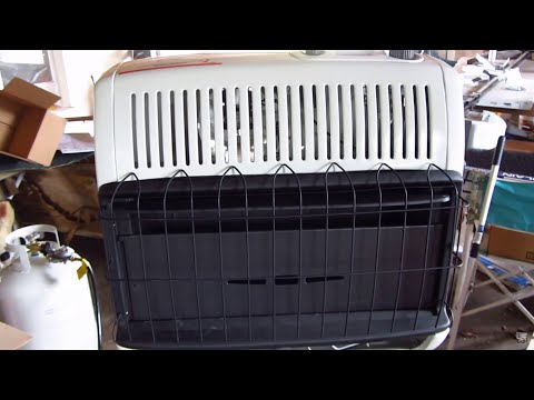 how to vent heater
