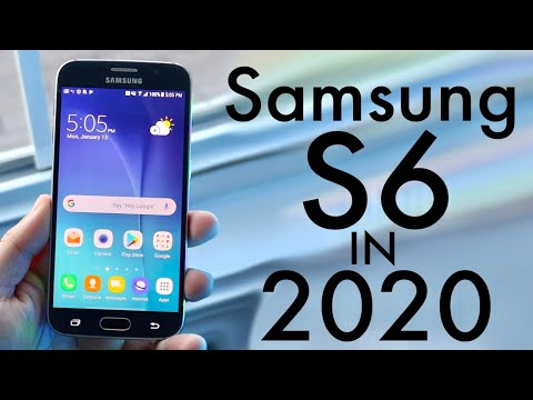 Samsung Galaxy S6 In 2020! (Still Worth It?) (Review)