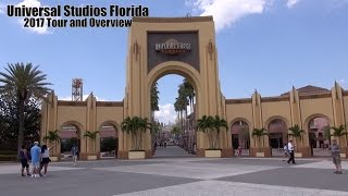 Take a tour around Universal Studios Florida in Orlando, Florida.  Located at the Universal Orlando Resort in Orlando, Florida. Filmed in April 2017.Theme Park videos from all of Florida's theme parks on my channel: http://youtube.com/popsong1 Subscribe to my YouTube channel: http://www.youtube.com/subscription_center?add_user=popsong12nd Channel: http://youtube.com/iThemeParkTwitter http://twitter.com/iThemeParkFacebook http://facebook.com/iThemePark