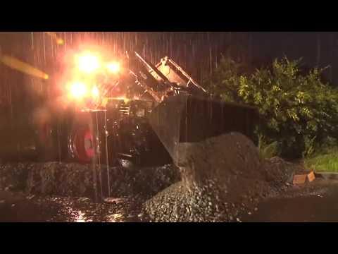 UNWETTER: Große Schäden im Saarland und in Rheinland- ...