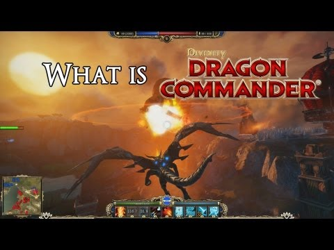 Divinity - Dragon Commander Trailer (Remastered)