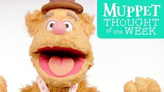 Every Monday, The Muppets bring you their wise, uplifting, and downright hilarious Thought of the Week. Today, Fozzie Bear goes absolutely bananas.Subscribe for all new videos from The Muppets! ► http://di.sn/6002BJA1nWatch more of the best moments, music videos, and laughs from The Muppets! ► http://di.sn/6007BJ79RGet more from The Muppets!Disney: http://disney.com/muppetsFacebook: https://www.facebook.com/MuppetsTwitter: https://twitter.com/TheMuppetsInstagram: http://www.instagram.com/themuppetsWelcome to the Official YouTube channel for The Muppets! This channel is home to your beloved group of Muppet friends: Kermit the Frog, Miss Piggy, Fozzie Bear, Gonzo the Great, Animal, Beaker, The Swedish Chef, and more! Subscribe for some of your favorite and best film and television clips from The Muppets, as well as music covers and brand new comedy sketches.Check out exclusive Muppet parodies, Muppet music videos, Muppet song covers, comedy sketches, and more! Join in the fun with original Muppet comedy shows, TV promos, and charity PSAs.