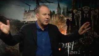 Harry Potter and the Deathly Hallows: Part 2 - David Yates (director) Interview