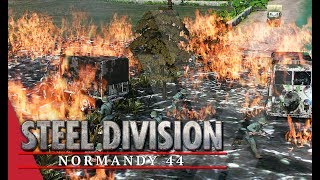 Enjoyed the video? Here's some more! ► https://goo.gl/vHwUWjSteel Division: Normandy 44 Playlist! ► https://goo.gl/uuBRTmYou can now support the channel on Patreon! ► https://www.patreon.com/vulcanhdgaming-----------------------------------------------------------Salt's Airborne! Steel Division: Normandy 44 Gameplay (Odon, 3v3)-----------------------------------------------------------Hey guys,Today I have a replay sent in by NaClSalt where he defends the Odon with the 101st Airborne.Contact Me!Twitch: http://www.twitch.tv/vulcanhdgamingTwitter: https://twitter.com/vulcanhdgamingFacebook: https://www.facebook.com/vulcanhdgamingSteam: http://steamcommunity.com/groups/vulcanhdgamingPatreon: https://www.patreon.com/vulcanhdgamingPlayer.me: https://player.me/vulcanhdgamingMusic used: End Game by Per Kiilstoftehttps://machinimasound.com/music/end-gameLicensed under Creative Commons Attribution 4.0 International(http://creativecommons.org/licenses/by/4.0/)