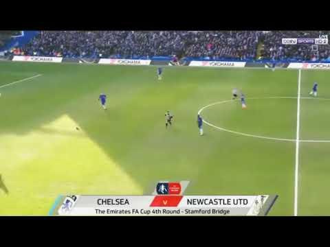 Chelsea vs Newcastle 3-0 All Goals & Highlights 28-01-2018 HD