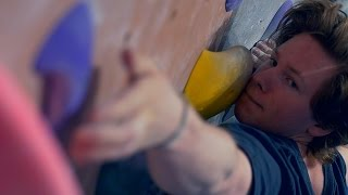 A New 8A Battle Has Started! by Eric Karlsson Bouldering
